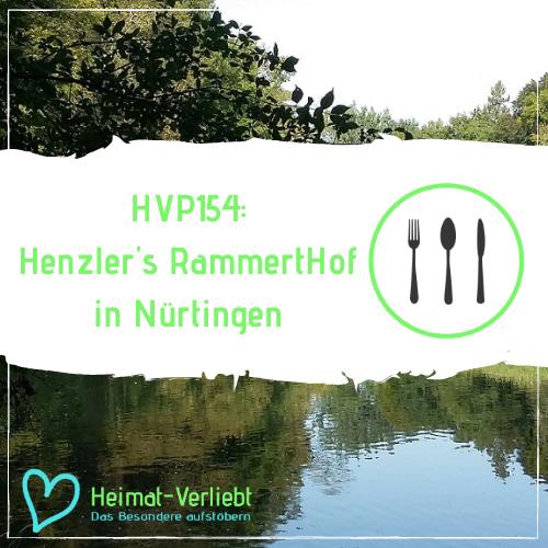 HVP154 - Henzler's RammertHof in Nürtingen - Die Quelle für Produkte aus regionaler Landwirtschaft